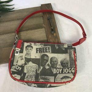 Unique Sydney Love Boy George purse bag
